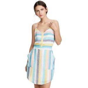 NWT Splendid St Barth's stripe dress
